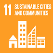 SDGs11 SUSTAINABLE CITIES AND COMMUNITIES