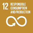 SDGs12 RESPONSIBLE CONSUMPTION AND PRODUCTION