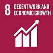 SDGs8 DECENT WORK AND ECONOMIC GROWTH