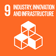 SDGs9 INDUSTRY, INNOVATION AND INFRASTRUCTURE